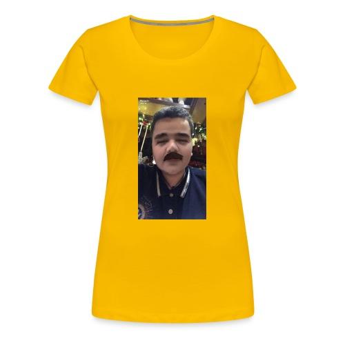 Sosie Pablo Escobar - T-shirt Premium Femme