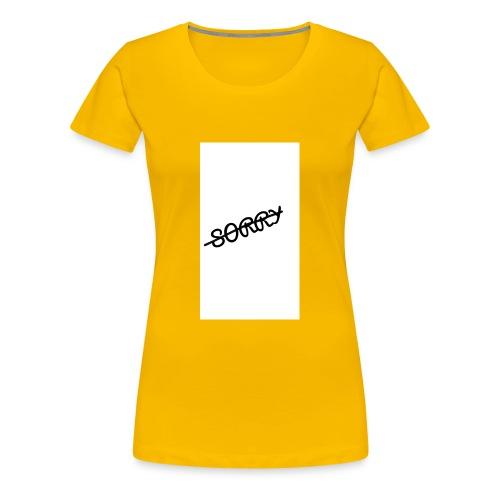 7BE96878 CF15 4152 9CB2 5259AF033CAA - T-shirt Premium Femme