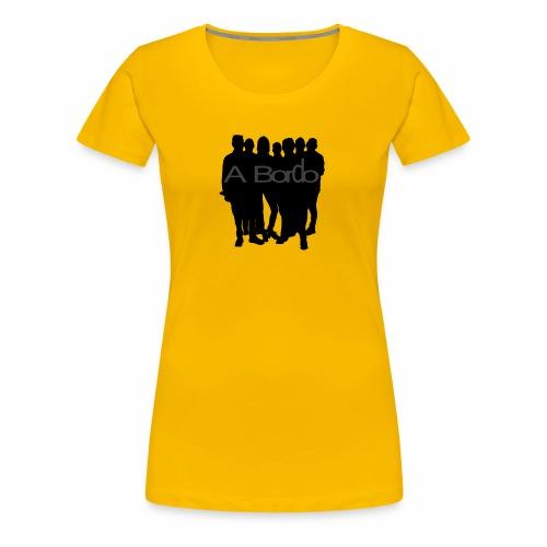 Silueta grupo - Camiseta premium mujer
