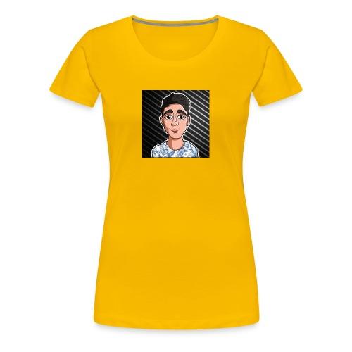 Flyer - Women's Premium T-Shirt