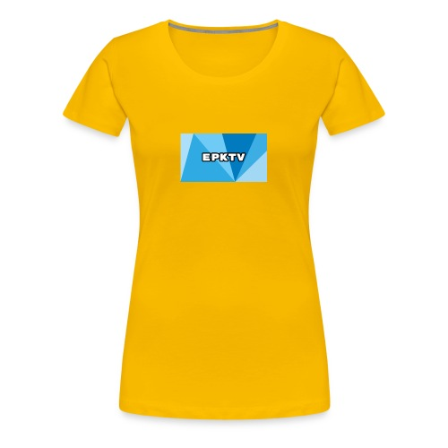 EPKTV PULLOVER - Frauen Premium T-Shirt