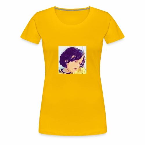 BBJey - T-shirt Premium Femme
