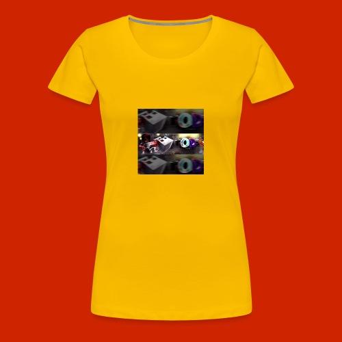 Mcmodsgamer - Frauen Premium T-Shirt