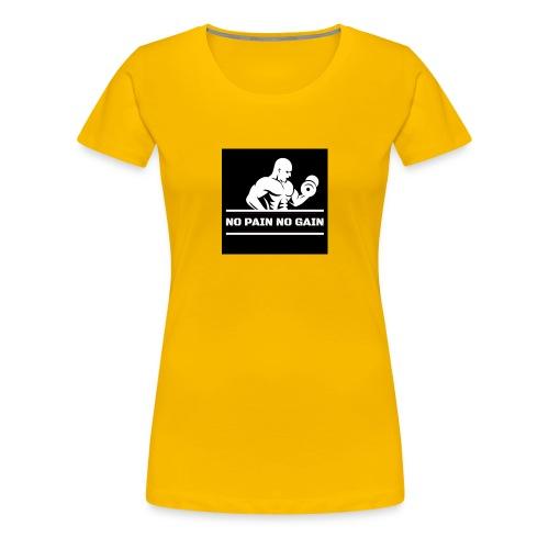 5 - Camiseta premium mujer