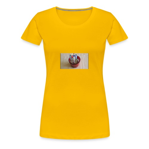 RICH PEOPLE - T-shirt Premium Femme