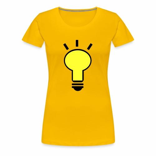 dyiprod (Ampoule) - T-shirt Premium Femme