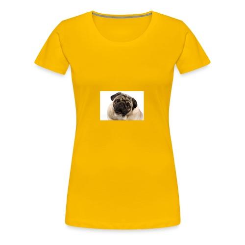 Best pug ever - Women's Premium T-Shirt