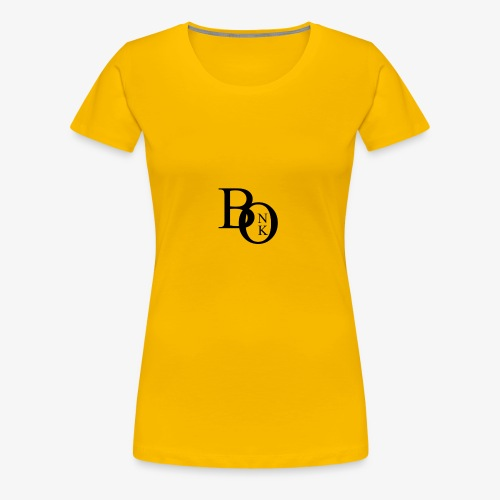 BONK - Women's Premium T-Shirt