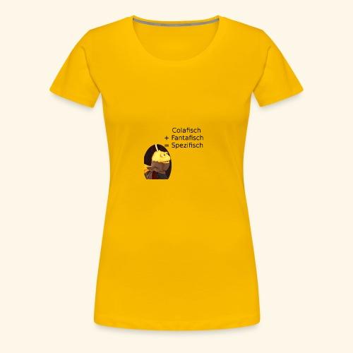 Spezifisch - Frauen Premium T-Shirt