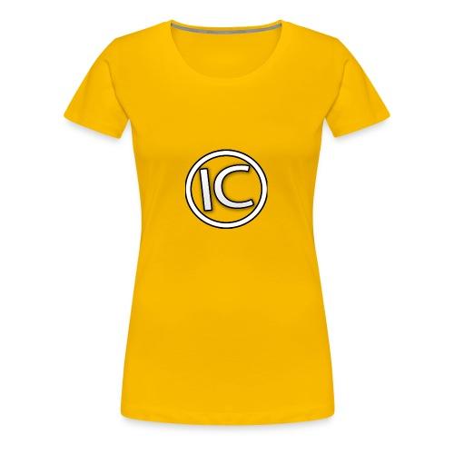 Mein Gaming Merch powered by Icrafter.tv - Frauen Premium T-Shirt