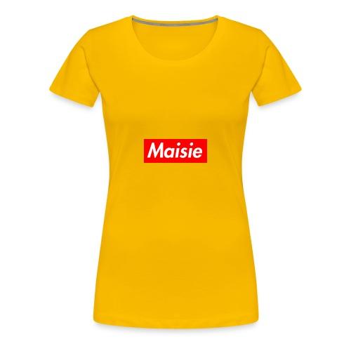 Maisie Supreme - Women's Premium T-Shirt