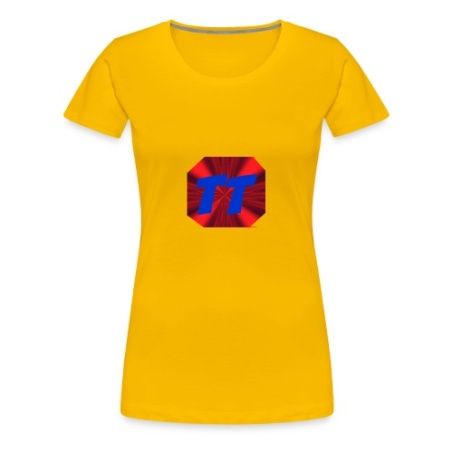 Tom&Theo - T-shirt Premium Femme