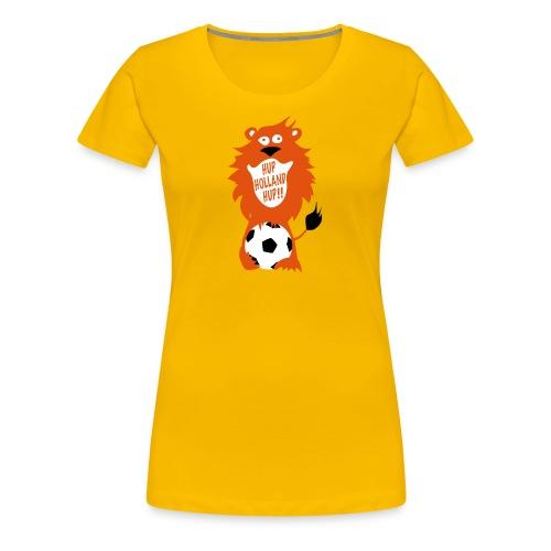hup holland hup - Vrouwen Premium T-shirt
