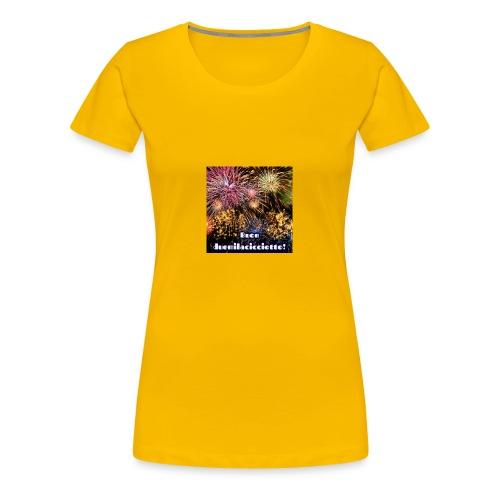 Buon duemilacicciotto - Maglietta Premium da donna