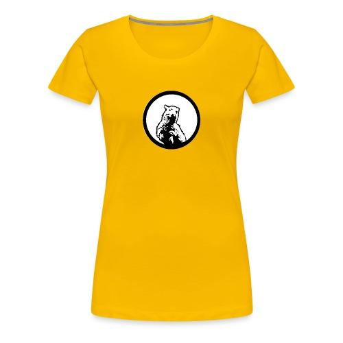 Mouton laineux - T-shirt Premium Femme