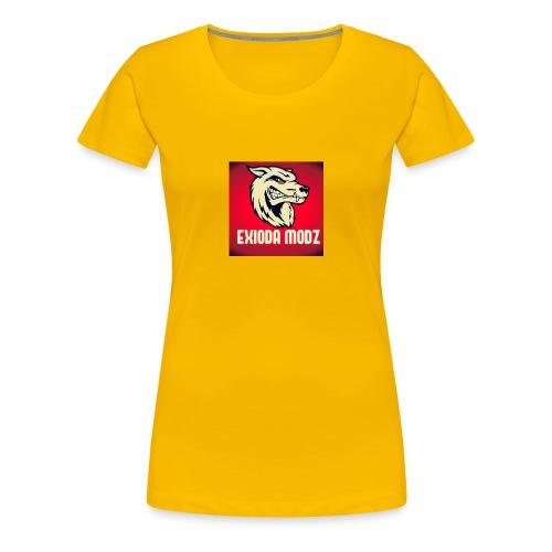 logo DE EXIODA MODZ - T-shirt Premium Femme