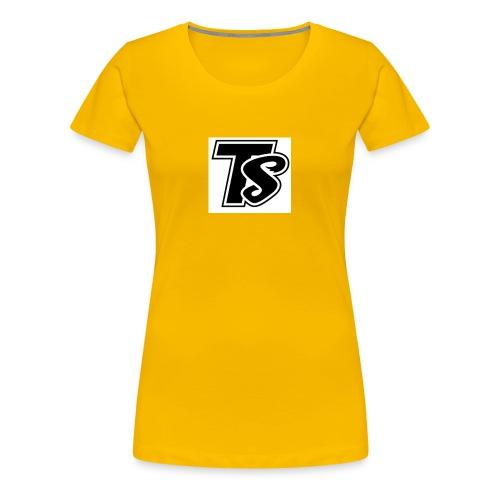 Matte - Premium T-skjorte for kvinner