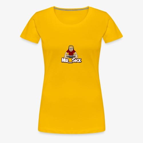 Mr_sick Logo - Women's Premium T-Shirt