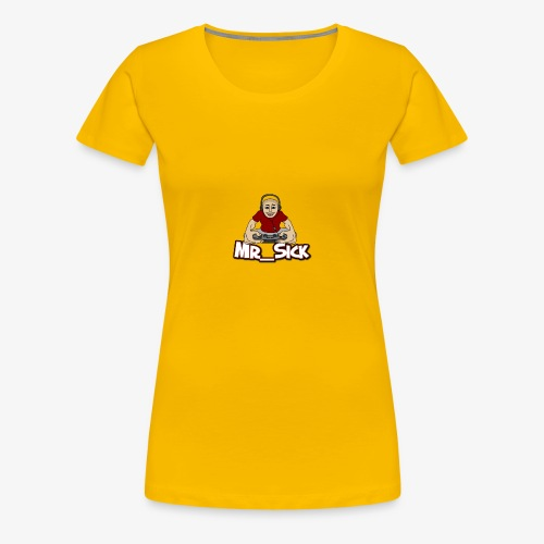 Mr_sick ​​Logo - Women's Premium T-Shirt