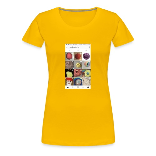 Slime Pullover - Frauen Premium T-Shirt
