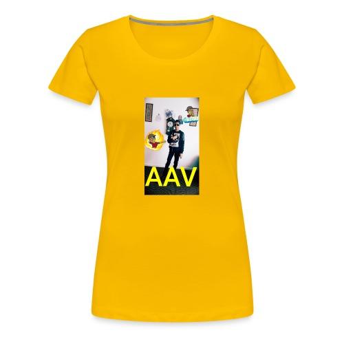 Adam Ali Vlogs Design 1 - Women's Premium T-Shirt