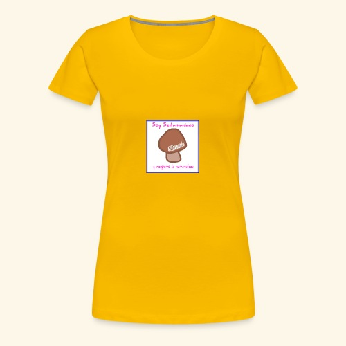 Soy Setamaniaco - Camiseta premium mujer