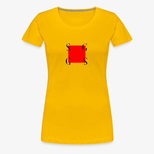 Modern Mag - Vrouwen Premium T-shirt