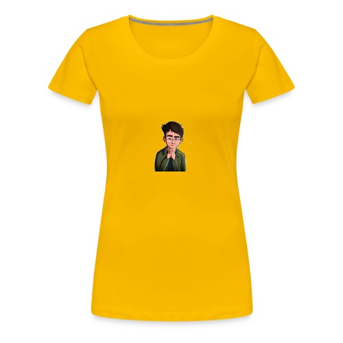 Turtle Vibez Logo - Women's Premium T-Shirt