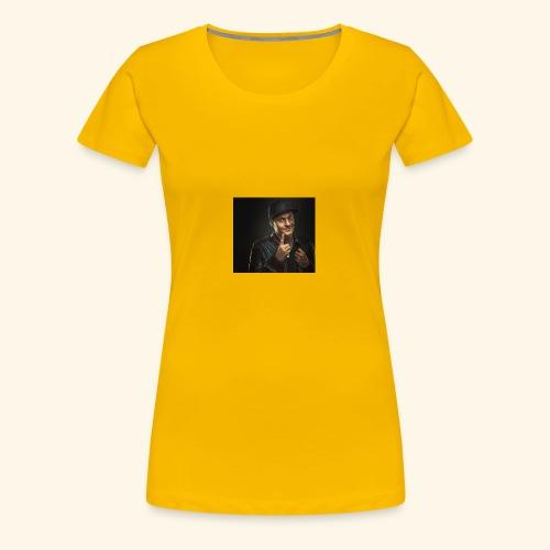 Petter Katastrofe - Premium T-skjorte for kvinner