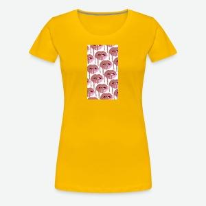 LIP-Itsamandaruyter - Premium T-skjorte for kvinner
