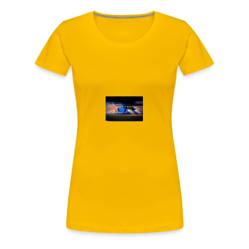 Ter Techs Drifting at Palm Beach International - Premium-T-shirt dam