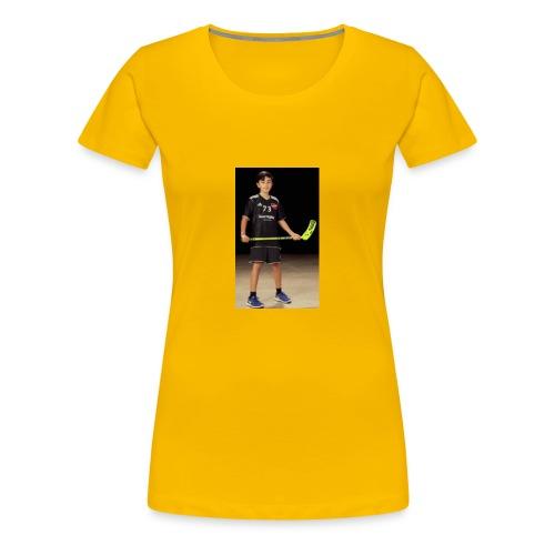 Irman??? - Premium-T-shirt dam