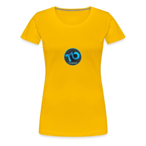 TB - MOK - Vrouwen Premium T-shirt