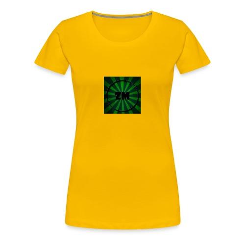 ZockerMania Logo - Frauen Premium T-Shirt