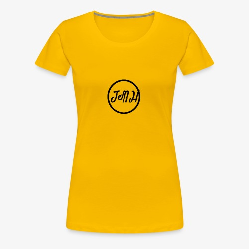 JNH - T-shirt Premium Femme
