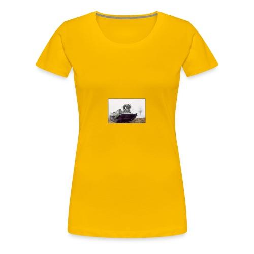bwp2 - Koszulka damska Premium