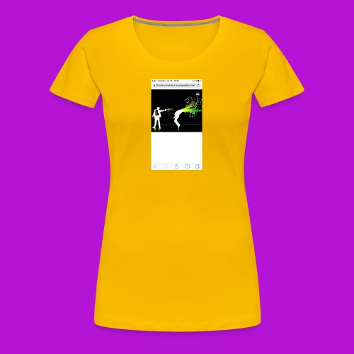 Niceshot - Frauen Premium T-Shirt