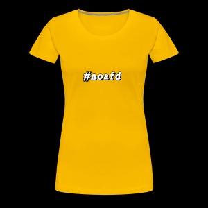 #noafd - Frauen Premium T-Shirt