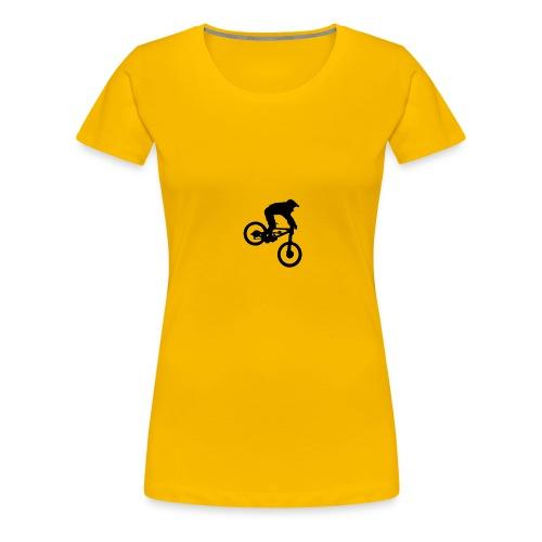 52575636 2C11 414B BEB1 339B7EDB2895 - Frauen Premium T-Shirt