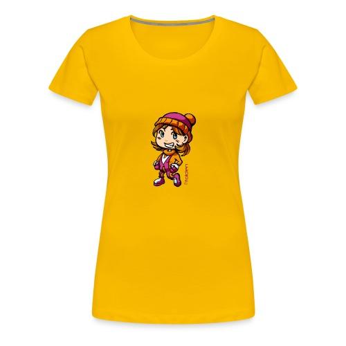 Tolden en hiver - T-shirt Premium Femme