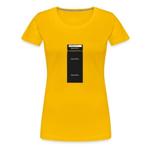 Full Stack - Frauen Premium T-Shirt