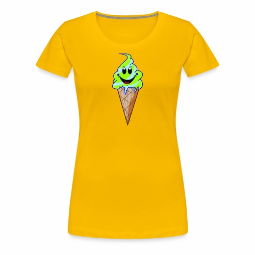 Mr./ Ms. Mint - Vrouwen Premium T-shirt