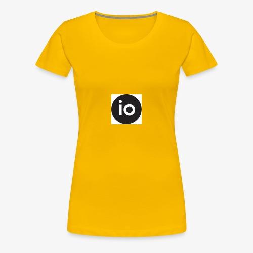 IO - Frauen Premium T-Shirt