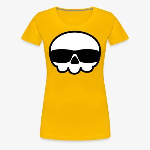 Arragash Skull - Frauen Premium T-Shirt