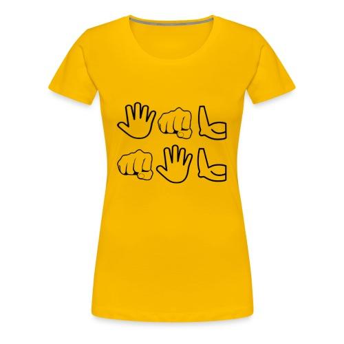 De Leyaro - Vrouwen Premium T-shirt