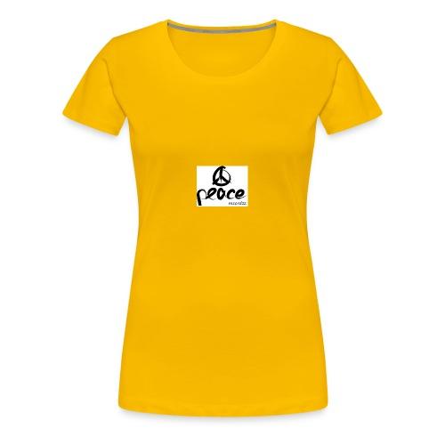 recordzz-Prod - Frauen Premium T-Shirt