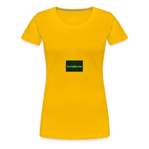 2017 10 10 06 10 03 - Frauen Premium T-Shirt