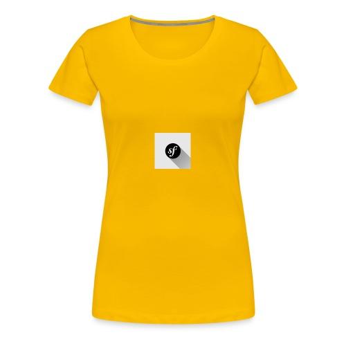 sf3 cover - Camiseta premium mujer
