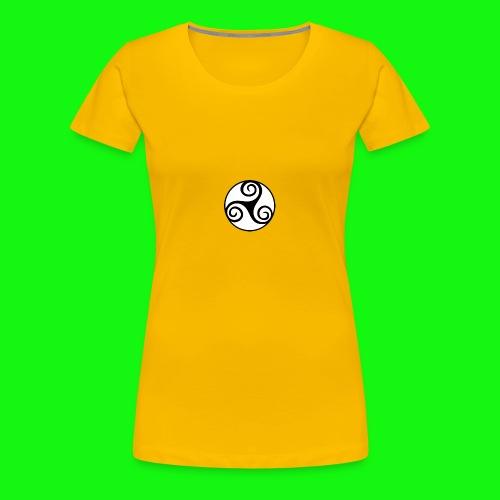 celtic-zen - T-shirt Premium Femme