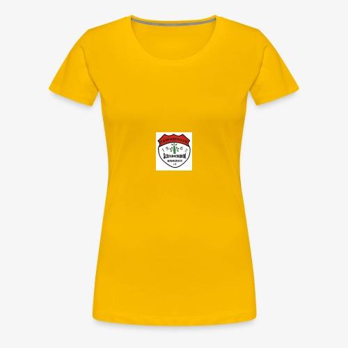 Logo Fanfarenzug - Frauen Premium T-Shirt